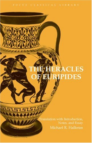 Heracles   1988 edition cover