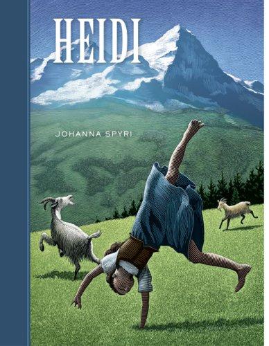 Heidi   2007 edition cover