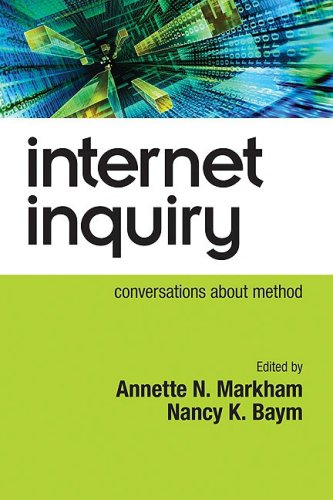 Internet Inquiry Conversations about Method  2009 edition cover