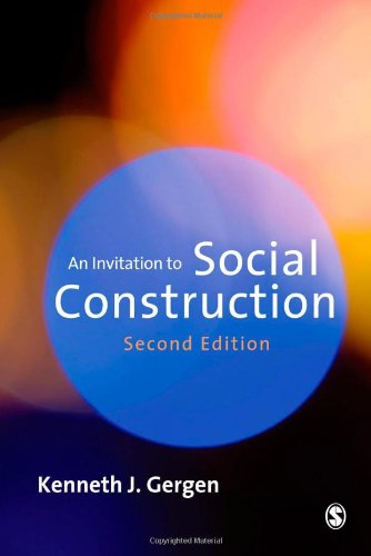 Invitation to Social Construction  2nd 2009 edition cover