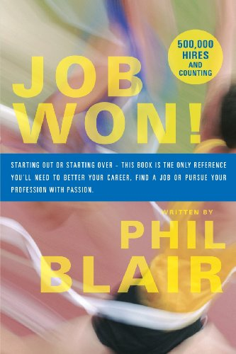 Job Won!: 500,000 Hires and Counting  2013 9781481725019 Front Cover