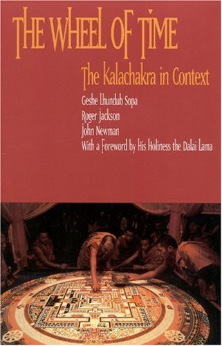 Wheel of Time Kalachakra in Context Reprint 9781559390019 Front Cover