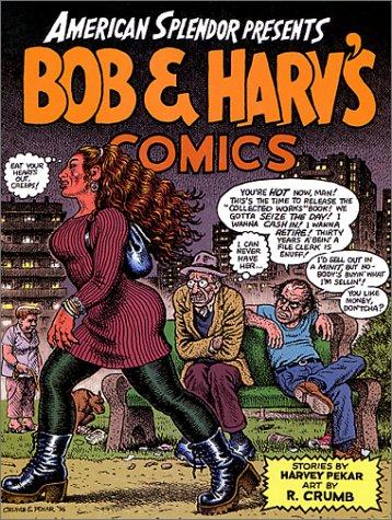 Bob and Harv's Comics   1996 edition cover