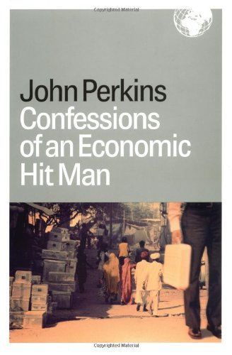 Confessions of an Economic Hit Man   2004 edition cover