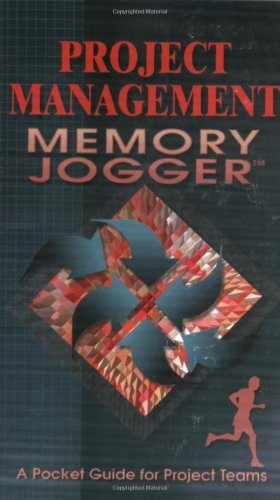 Project Management Memory Jogger 1st 1997 9781576810019 Front Cover