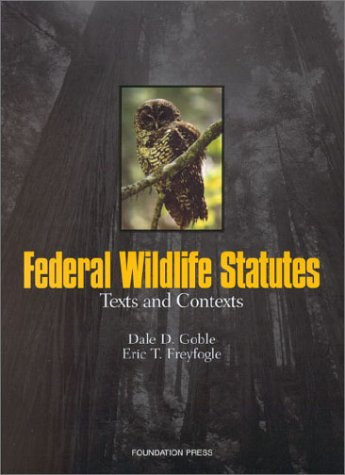 Statutory to Wildlife Law   2002 (Supplement) edition cover