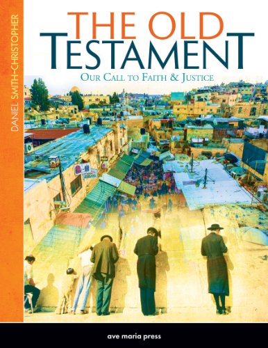 Old Testament Our Call to Faith and Justice  2013 edition cover