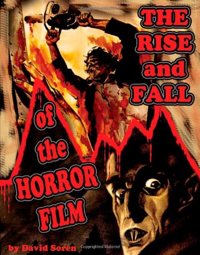 RISE+FALL OF HORROR FILM       N/A edition cover