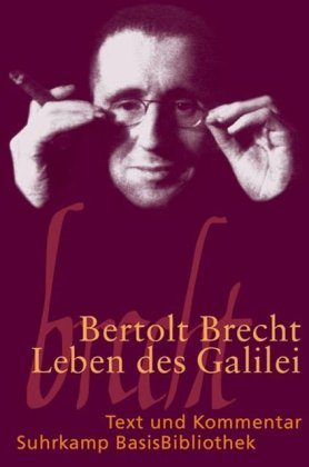 Leben des Galilei N/A edition cover