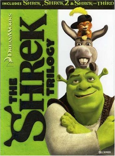 The Shrek Trilogy (Shrek / Shrek 2 / Shrek the Third) (Full Screen Edition) System.Collections.Generic.List`1[System.String] artwork