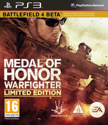 Medal of Honor: Warfighter - Limited Edition (PS3) PlayStation 3 artwork