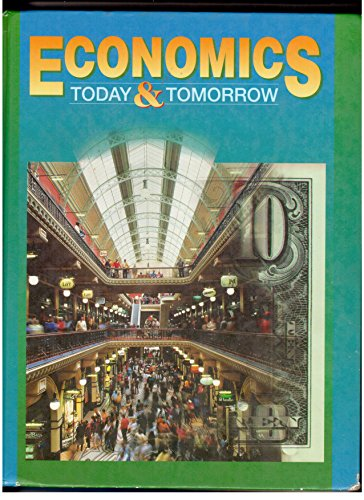 Economics: Today and Tomorrow 1st 1995 edition cover