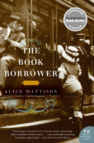 Book Borrower  N/A 9780061153020 Front Cover
