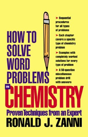 Chemistry Proven Techniques from an Expert  2001 9780071363020 Front Cover
