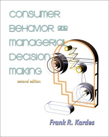 Consumer Behavior and Managerial Decision Making  2nd 2002 edition cover