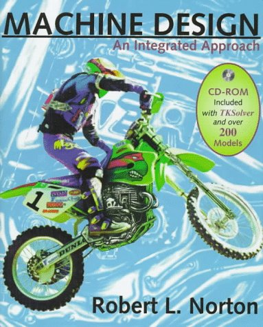Machine Design An Integrated Approach 2nd 1998 (Revised) edition cover