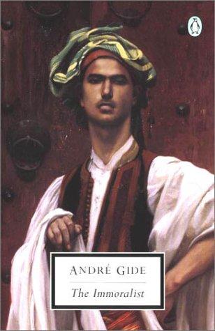 Immoraliste   2001 edition cover