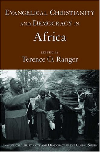 Evangelical Christianity and Democracy in Africa   2006 edition cover
