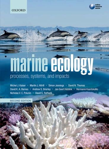 Marine Ecology Processes, Systems, and Impacts 2nd 2011 edition cover