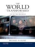 The World Transformed: 1945 to the Present  2015 edition cover