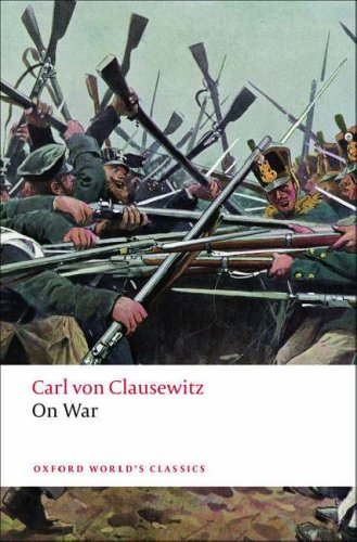 OXFORD WORLD'S CLASSICS: ON WAR   2008 (Abridged) 9780199540020 Front Cover