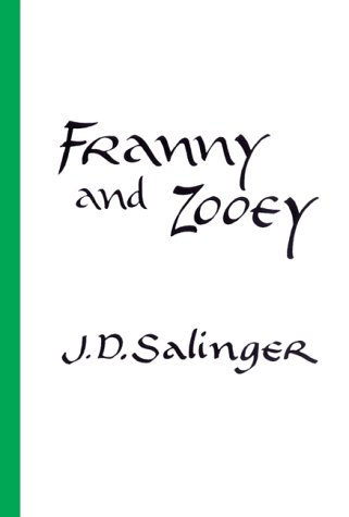 Franny and Zooey  N/A edition cover