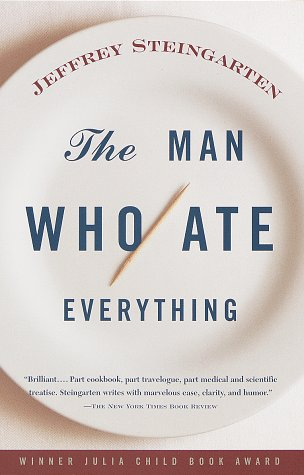 Man Who Ate Everything   1997 edition cover