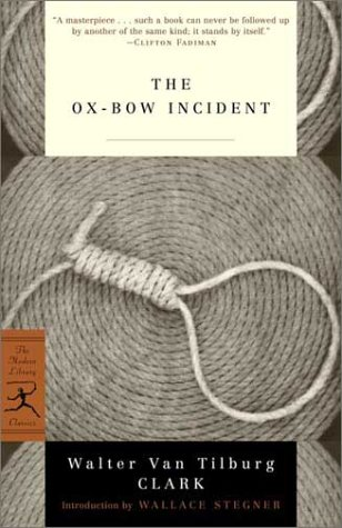 Ox-Bow Incident   2001 edition cover