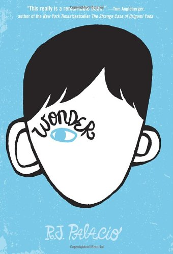 Wonder   2012 9780375869020 Front Cover