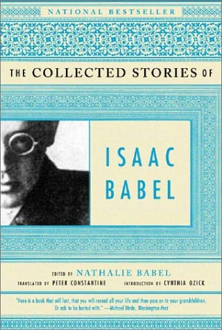 Collected Stories of Isaac Babel   2002 (Reprint) edition cover