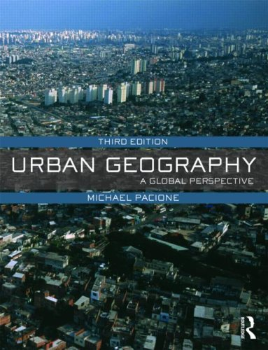Urban Geography A Global Perspective 3rd 2009 edition cover