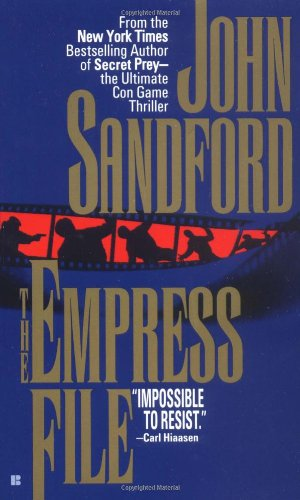 Empress File   1991 (Reissue) edition cover