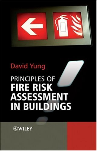 Principles of Fire Risk Assessment in Buildings   2008 edition cover