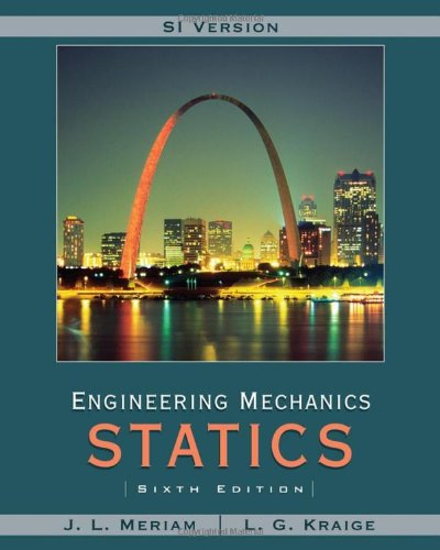 Engineering Mechanics Statics and Dynamics 6th 2008 edition cover