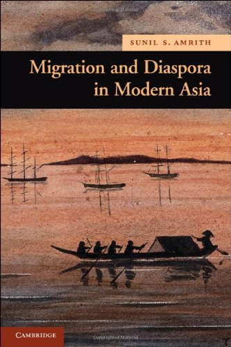 Migration and Diaspora in Modern Asia   2011 edition cover