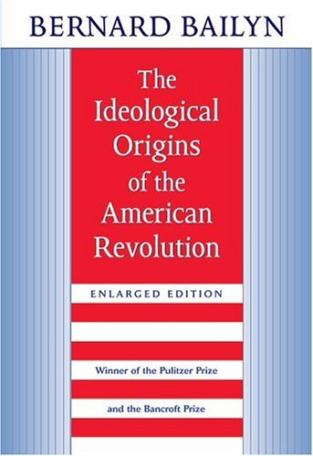 Ideological Origins of the American Revolution  2nd 1992 (Enlarged) edition cover