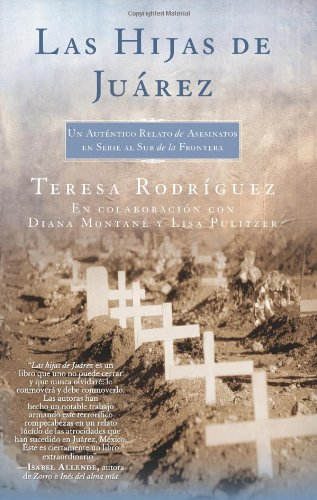 Daughters of Juarez   2007 9780743293020 Front Cover