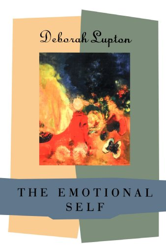 Emotional Self A Sociocultural Exploration  1998 edition cover