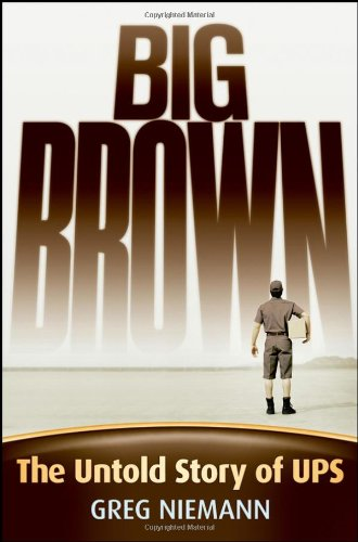 Big Brown The Untold Story of UPS  2007 edition cover