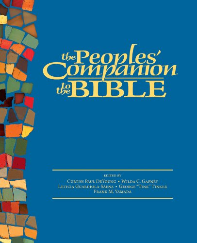 Peoples' Companion to the Bible   2010 edition cover