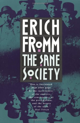 Sane Society  Revised edition cover