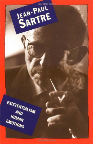 Existentialism and Human Emotions   1985 edition cover