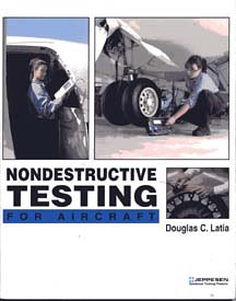 Nondestructive Testing for Aircraft  2002 edition cover