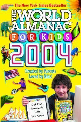 World Almanac for Kids 2004   2003 (Revised) 9780886879020 Front Cover