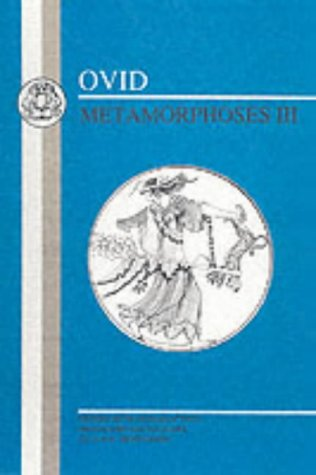 Ovid - Metamorphoses   1979 edition cover
