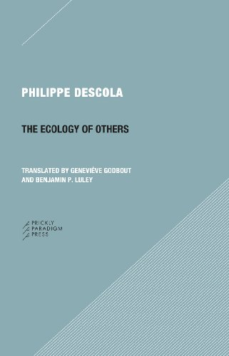 Ecology of Others  N/A edition cover
