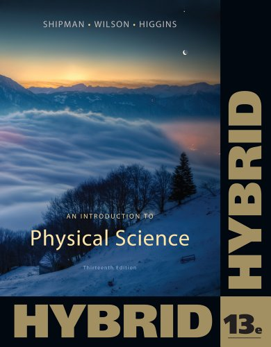Introduction to Physical Science, Hybrid  13th 2013 edition cover