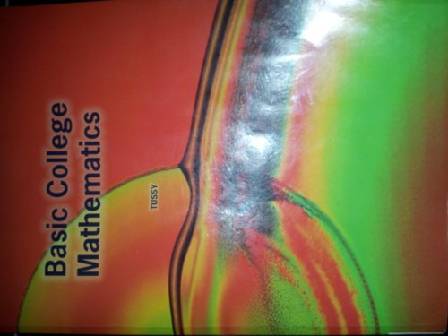 BASIC COLLEGE MATHEMATICS >CUSTOM<      N/A 9781285132020 Front Cover