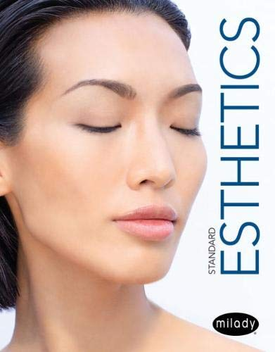 Milady Standard Esthetics Fundamentals 12th (Revised) 9781337095020 Front Cover