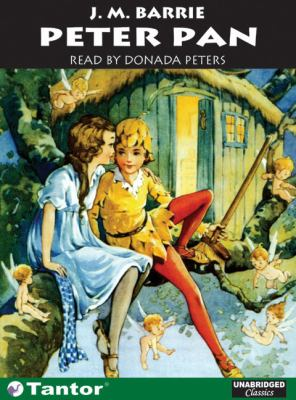 Peter Pan: Library Edition  2005 9781400131020 Front Cover